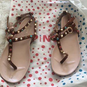 Shoes - Beautiful Italian sandals!